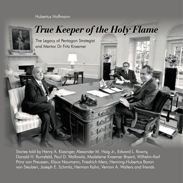 Fritz Kraemer book