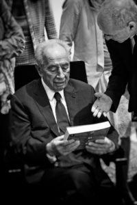Shimon Peres_Hubertus Hoffmann-1