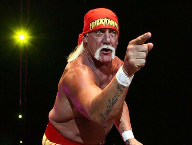 Hulk Hogan. Picture: Eric Schiffer/ flickr