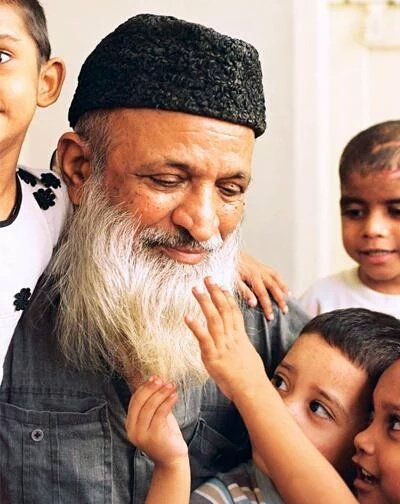 Edhi Caring for Children