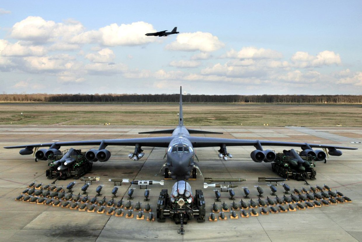 US Air Force Criticizes Trumps ISIS Strategy Globalo