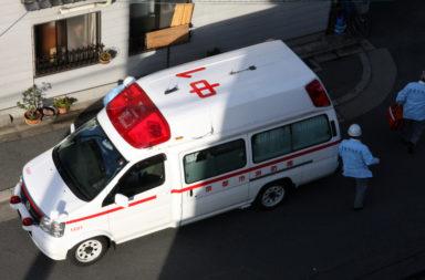 Japan ambulance