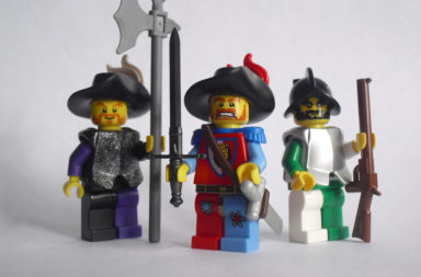lego political fights