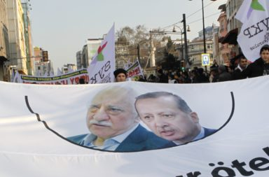 Gulen and Erdogan used to be close