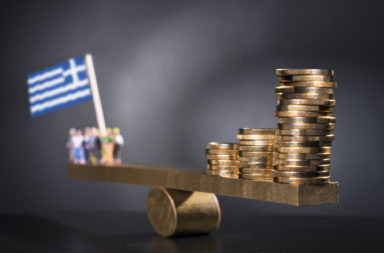 Greece has to balance their interests with economic stability