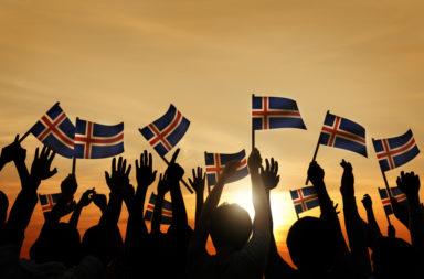 The Iceland Flag