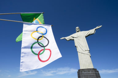 The Olympic Games in Rio