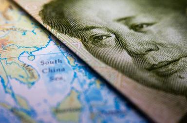 China eyes the South China Sea