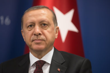 Erdogan snubs democracy