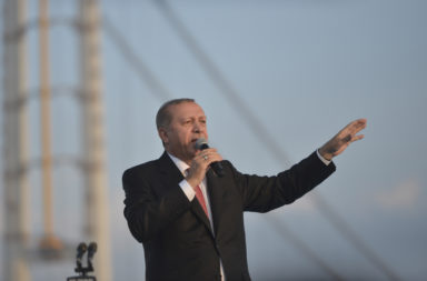Erdogan declares State of Emergency in Turkey