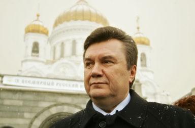 Yanukovych russia trump
