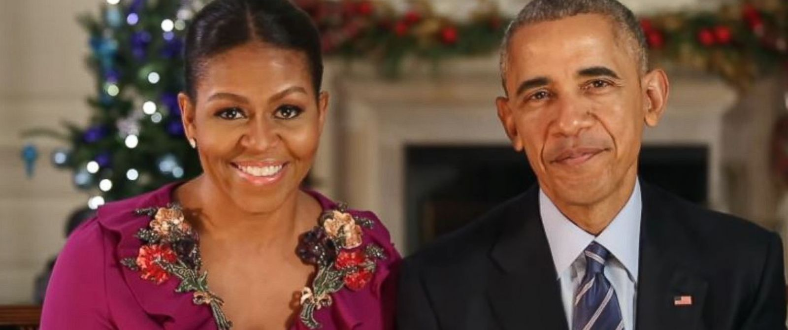 Happy Holidays! From the Two Obamas - Globalo