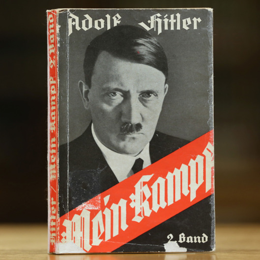Hitlers Mein Kampf Original